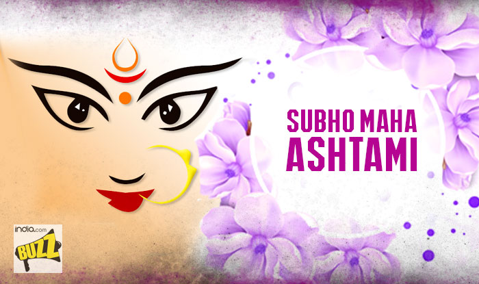 Maha ashtami wishes in bengali and hindi durga ashtami whatsapp maha ashtami wishes in bengali and hindi durga ashtami whatsapp messages gif images quotes facebook status to wish subho ashtami 2017 greetings m4hsunfo