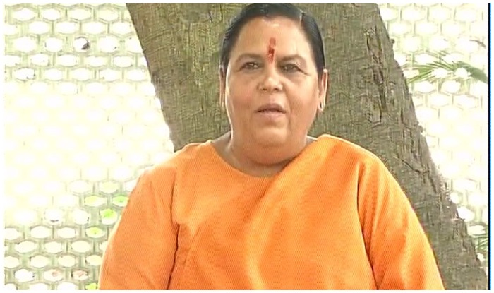 I Didn't Fail as Water Resources Minister, Says Uma Bharti