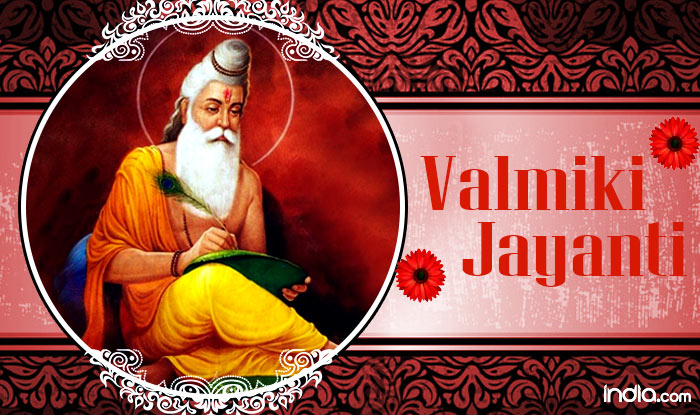 Valmiki Jayanti 2017: Back ground, Significance As well as Shubh Muhurat