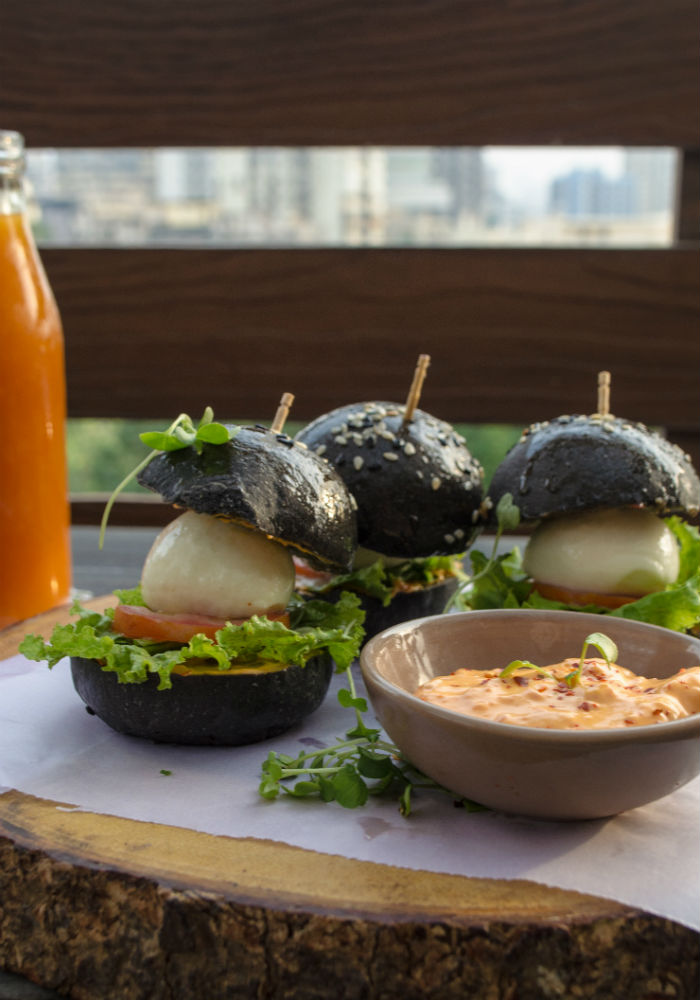 Candy and Green in Mumbai is Offering a Perfect Spooky Black Menu For a Deliciously Dark Halloween!