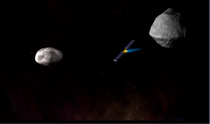 House-sized Asteroid That Came Close to Earth This Week ...