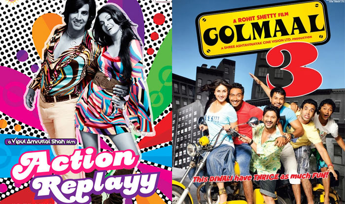 Golmaal-3-and-Action-Replayy