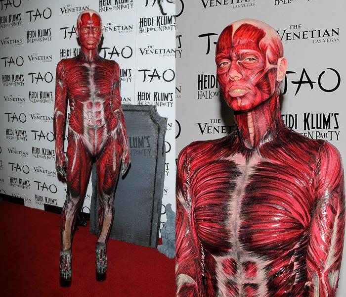 Heidi Klum as Cadaver