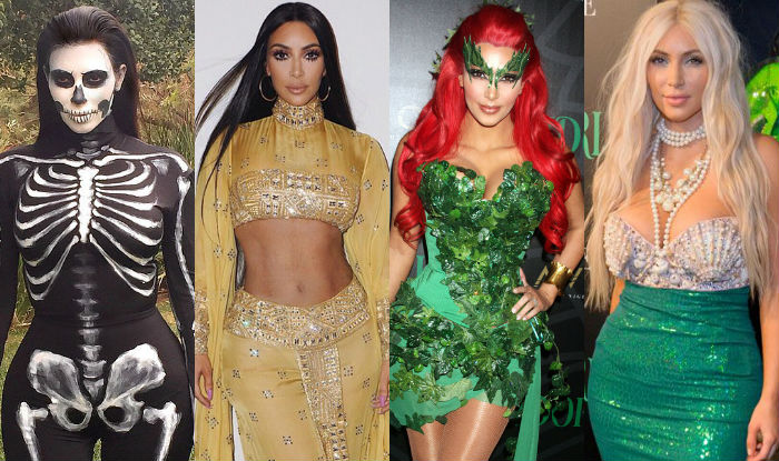 Halloween 2017: Kim Kardashian's Best Costume Moments From Iconic Singers to Disney Princesses Over the Years