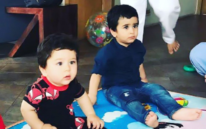 Lakshya-and-Taimur are BFFs