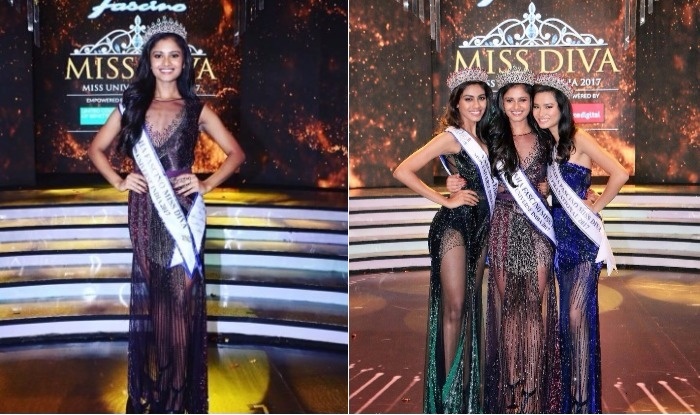 c81e0fe9b0fa Miss Diva 2017 Winner is Shraddha Shashidhar, to Represent India at Miss  Universe: See Pictures of Newly-Crowned Beauty Queen