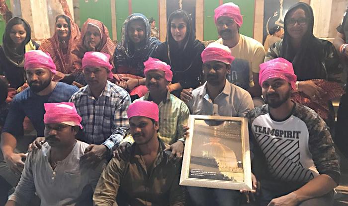 Velaikkaran team in Ajmer