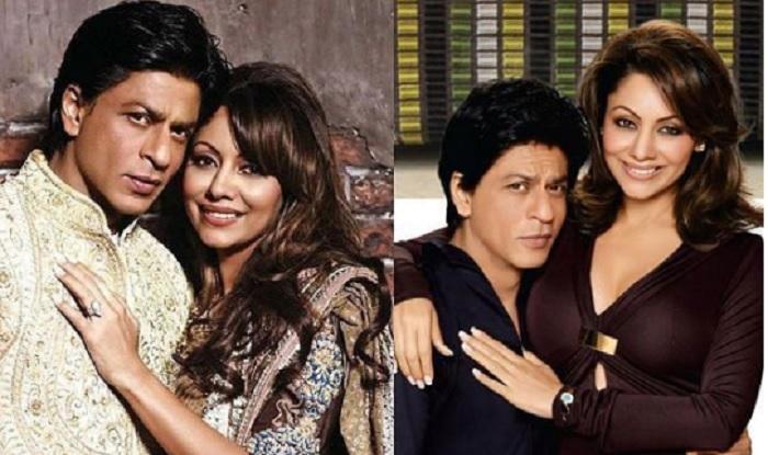 SRK and gauri 26th anniversary