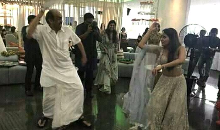 Samantha Ruth Prabhu at her Mehendi function
