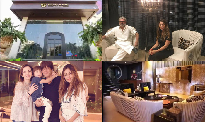 Gauri Khan Shared The Interiors Of Her Store And Shah Rukh Khan Cannot Stop Gushing Watch Video India Com