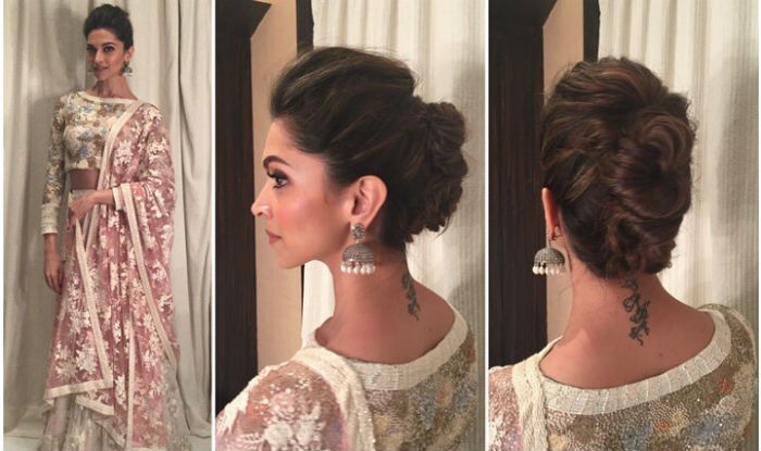 Karwa Chauth 2017 Hairstyle Tips 5 Different Types Of Bun