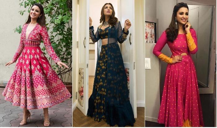 Parineeti Chopra Diwali 2017 Style Files 5 Festive Looks