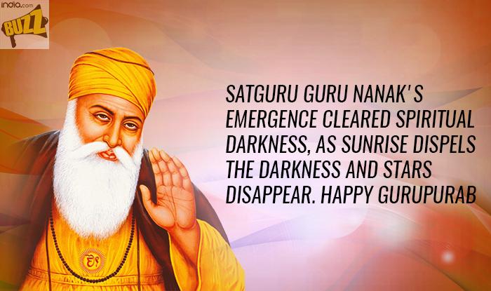 Guru Nanak Jayanti Wishes Messages