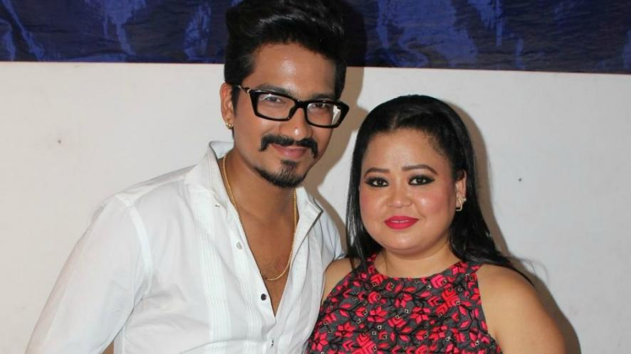 Bharti Singh And Harsh Limbachiyaa's Wedding Ceremonies To Have A Web Series Made Around It For Fans To View | India.com
