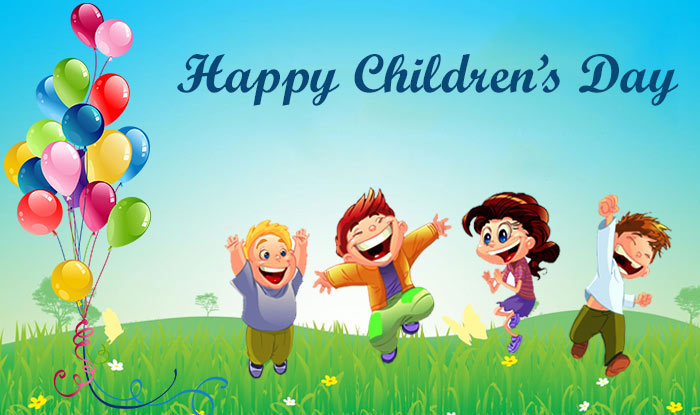 Happy Children's Day: Best WhatsApp Messages, GIF Images ...