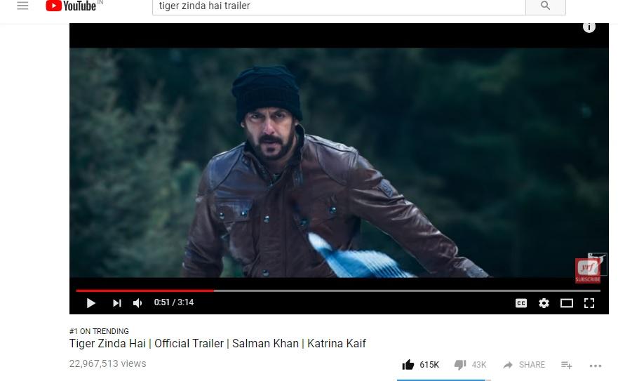 Salman Khan TZH