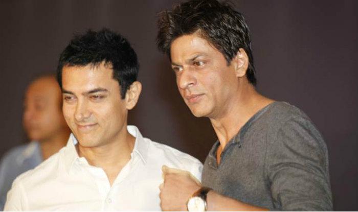 Shah Rukh Khan Aamir Khan