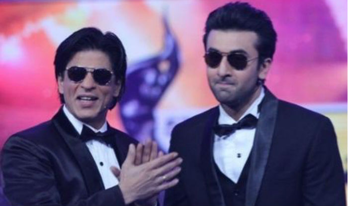 Shah Rukh Khan Ranbir Kapoor