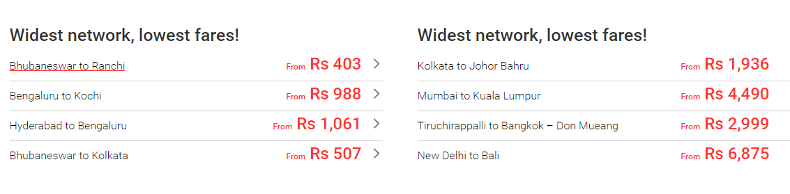 Under The Yearend Sale Discount It Has Also Tied Up With Mobile Wallet Major MobiKwik Which Will Offer To Rs 1000 On Flight Bookings