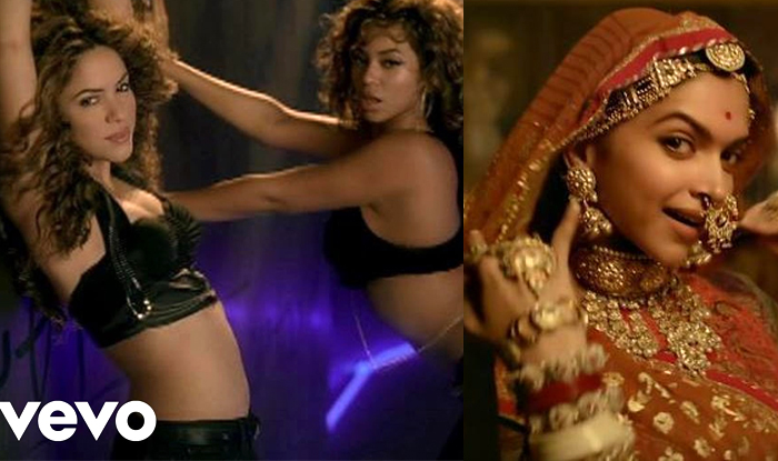 Beyonce And Shakira Dancing To Deepika Padukone S Ghoomar Is The Most Interesting Thing You Ll See On The Internet Today India Com
