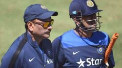 MS Dhoni to Play Massive Role at World Cup: Ravi Shastri