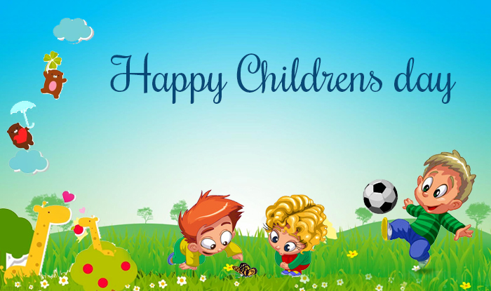 Childrens Day 2017 Wishes In Hindi Best Whatsapp Messages Gif