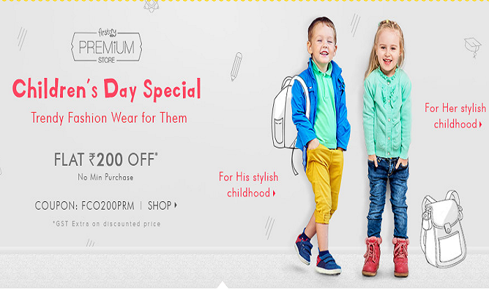 66f534b58 Children's Day Online Sale: Amazon India, Paytm, First Cry Offer ...