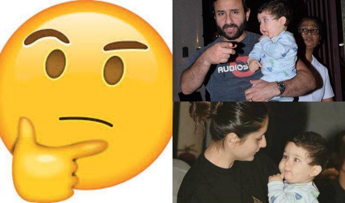 taimur emoji