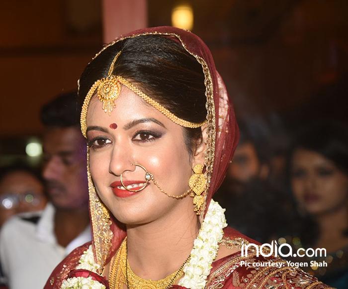 Ajay Devgn At Vatsal Seth Ishita Duttas Wedding