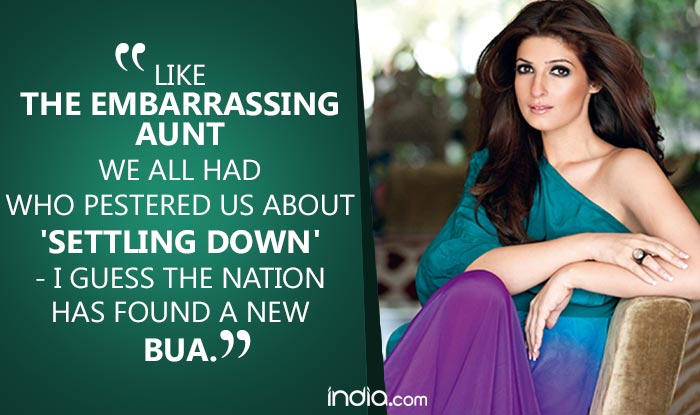 Akshay Kumar has a special message for Twinkle Khanna on her birthday