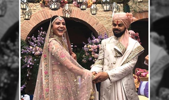 3f8aed70d2e Revealed  Details Of The Food Served At Anushka Sharma – Virat Kohli s  Wedding