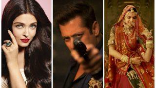 Aishwarya Rai Bachchan's Fanne Khan, Salman Khan's Race 3, Deepika Padukone's Padmavati: Amazing Films To Look Forward In 2018
