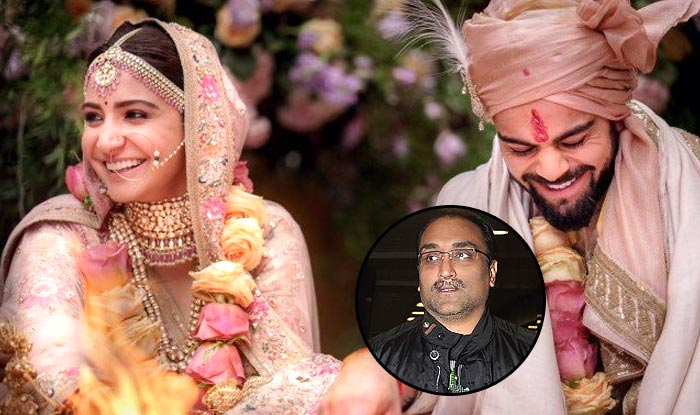 0bcabc209d6 Anushka Sharma – Virat Kohli Wedding  Did Aditya Chopra Advise The Couple  To Get Married In Italy