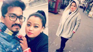 Bharti Singh – Haarsh Limbachiyaa's Winter Honeymoon Will Make You Go Awww – View Pics