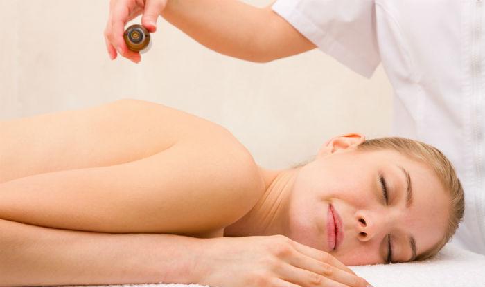 body massage søger  kvinde