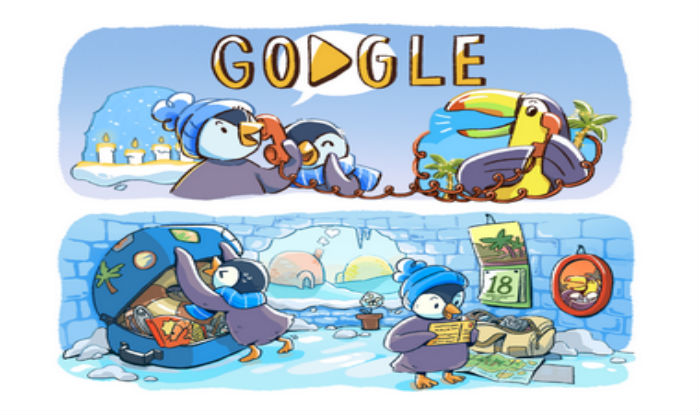 Google-Doodle-2 and 1