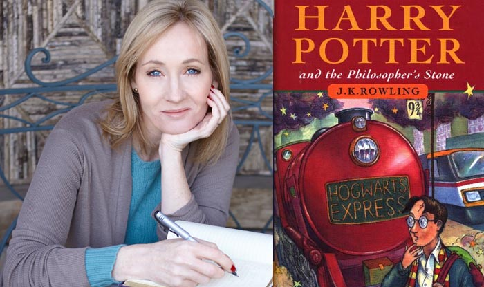 Harry Potter Books Year Published : Jk rowling s harry potter books celebrates years of