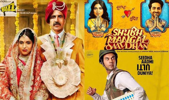 Newton, Hindi Medium, Shubh Mangal Saavdhan: 5 Bollywood Movies in 2017 That Broke Stereotypes
