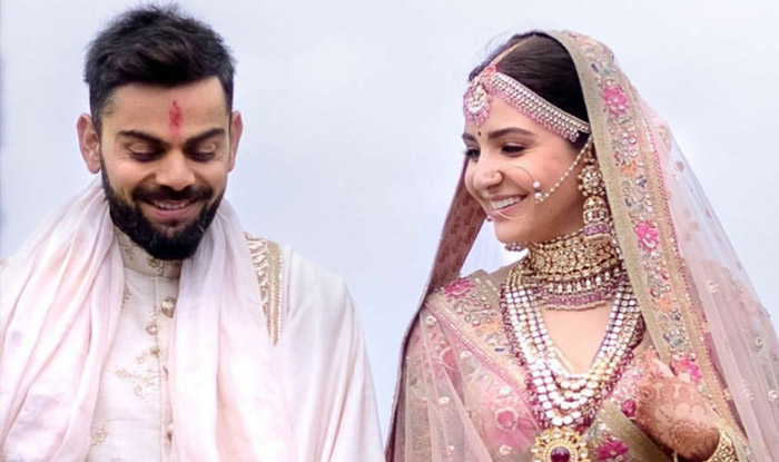 Virat Kohli and Anushka Sharma Wedding Album: View All the Pictures From  Engagement, Haldi, Mehndi and Marriage Rituals | India.com