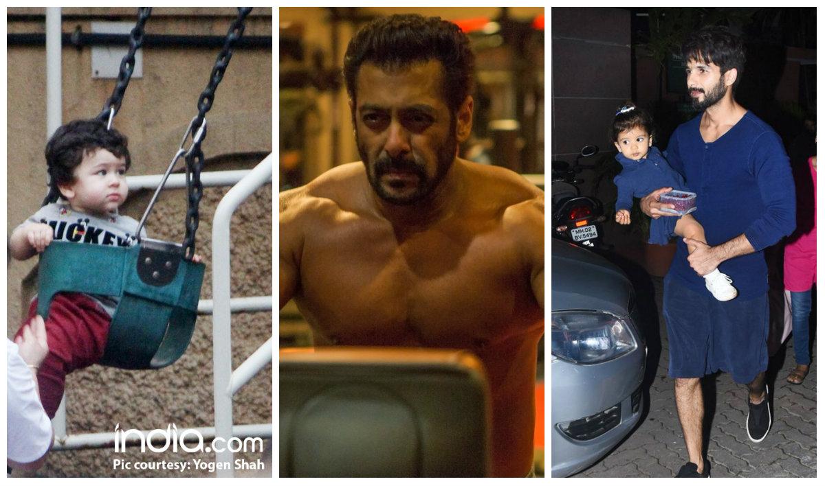 Viral Pics Of The Week: Bharti Singh, Salman Khan, Taimur Ali Khan All Feature This Week
