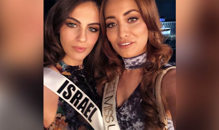 Miss Iraq Sarah Idan's Family Forced to Flee Country Over Selfie With Miss Israel Adar Gandelsman