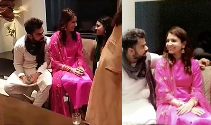 Check Out The Pro Pics From Our Hot Pink Destination: Anushka Sharma Return From Their Honeymoon
