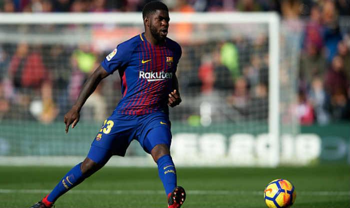 Barcelona Defender Samuel Umtiti Sideline For 8 Weeks, Will Miss First El Clasico of La Liga 2017-18