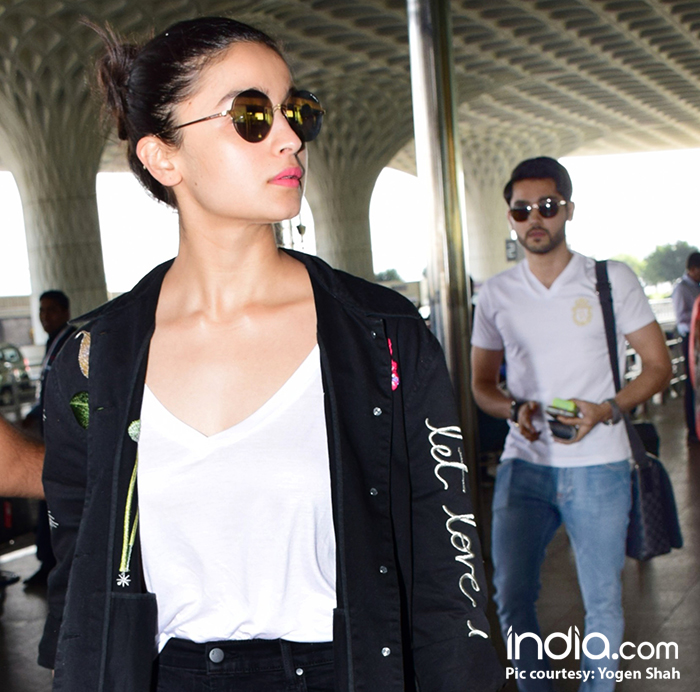 Alia Bhatt: Most fashion forward looks