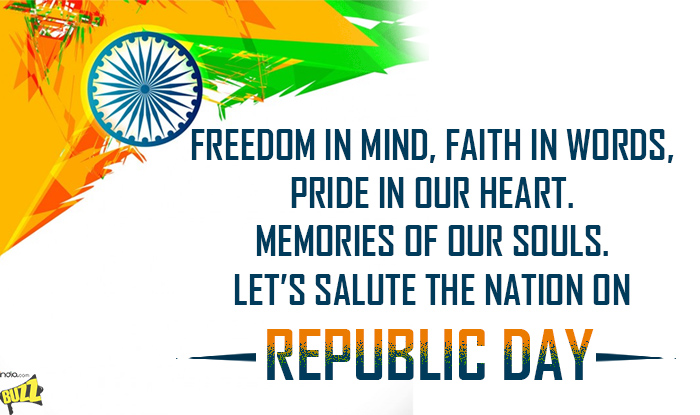 Republic Day 2018: Best Wishes, Messages, Facebook Status And ...
