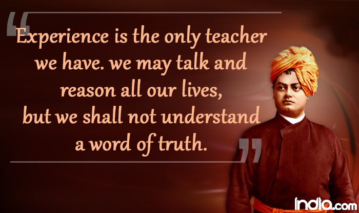 Swami Vivekananda Jayanti 2018 Best And Most Famous Quotes To