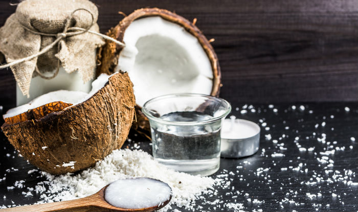 Image result for OATMEAL & COCONUT OIL