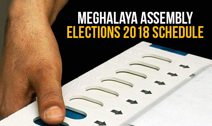 meghalaya assembly election 2018 dates ec announces schedule