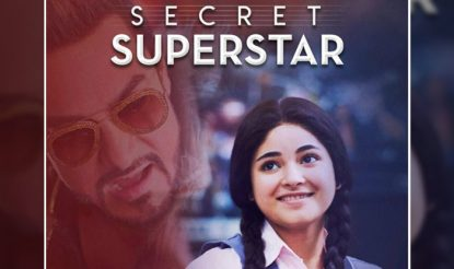 Secret Superstar China box office