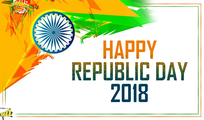 Happy Republic Day 2018 Quotes Images Heavy Square